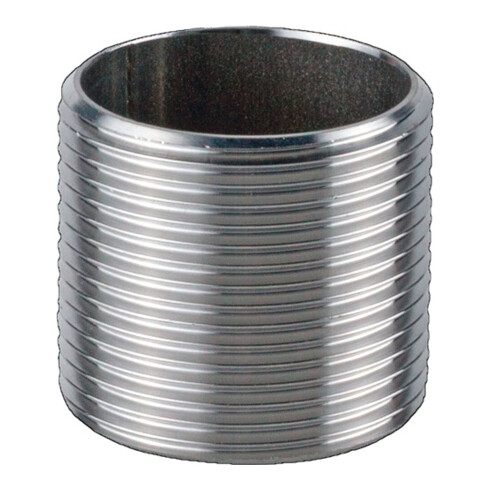Rohrnippel ISO 228-1 NPS=1 1/4 Zoll L 38mm SPRINGER