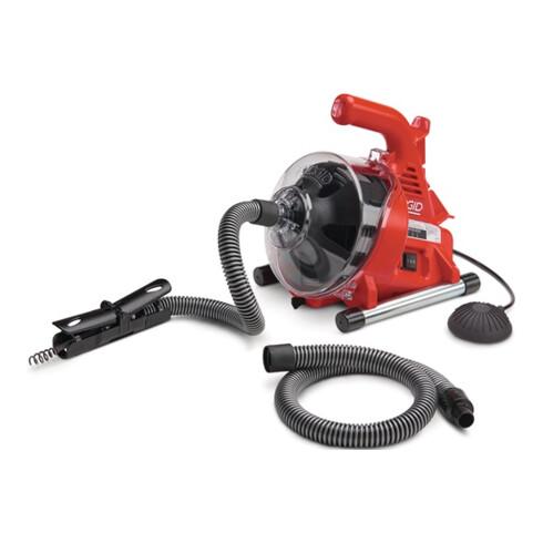 Rohrreinigungsmaschine PowerClear™ 230/50 V/Hz 450min-¹ 120 W f.Rohr-D.b.40mm