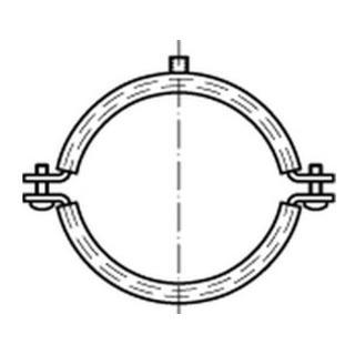 Rohrschelle DIN 4109