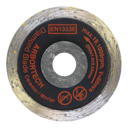 Roll Diamant Trennscheibe 50mm für Minischleifer