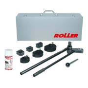ROLLER Cintreuse pour tubes «Arcus» avec formes, en coffret de transport 12-22 mm
