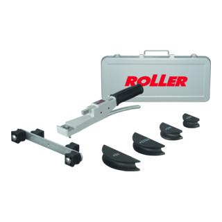 Roller Einhand-Rohrbieger Polo Set 12-15-18-22