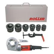 Roller Elektro-Gewindeschneidkluppe Set King 1/2-2''