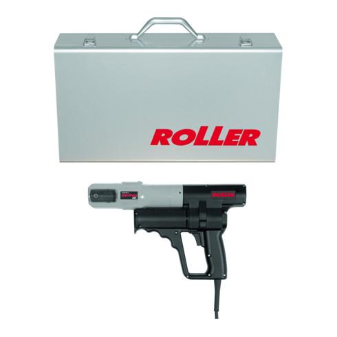 Roller Elektro-Radialpresse mit Zwangsablauf Basic-Pack Uni-Press ACC