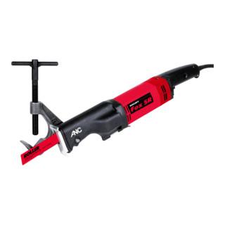 Roller Elektro-Rohr- und Universalsäge Set Fox ANC SR