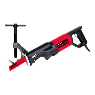 Roller Elektro-Rohr- und Universalsäge Set Fox ANC VE
