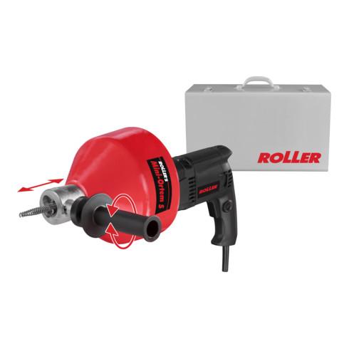 Roller Elektro-Rohrreinigungsgerät Mini-Ortem