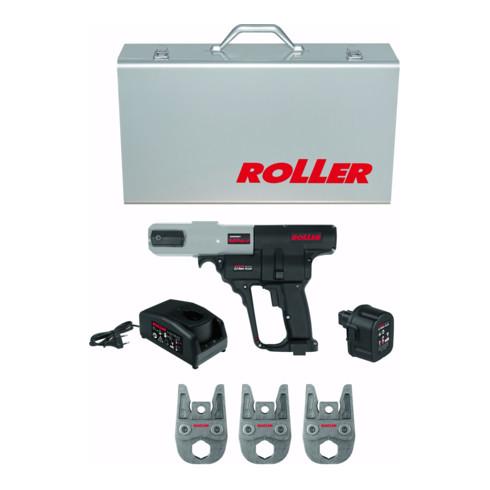 Roller Hybrid-Radialpresse Aktionsset mit Zwangsablauf Multi-Press ACC