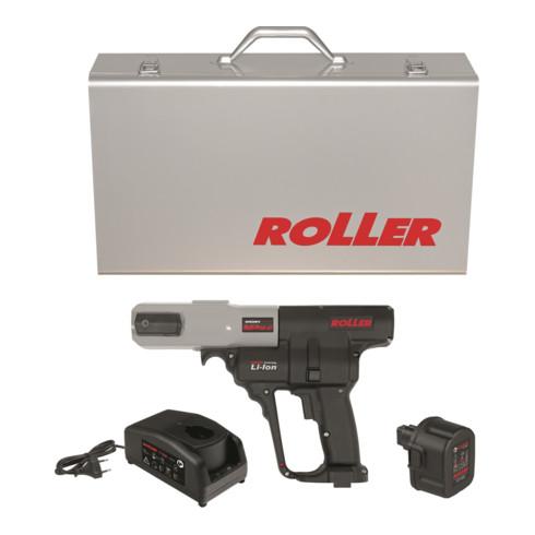 Roller Hybrid-Radialpresse Basic-Pack mit Zwangsablauf Multi-Press ACC