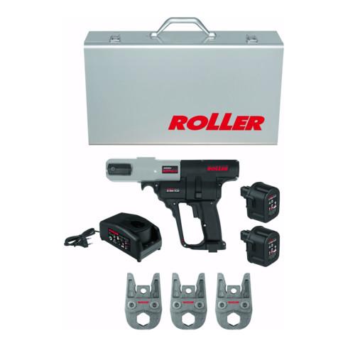 Roller Hybrid-Radialpresse Multi-Press ACC Aktions-Set M 15-18-22 mit ACC