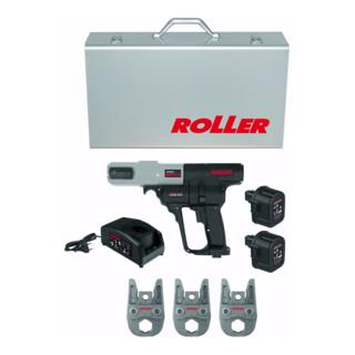 Roller Hybrid-Radialpresse Multi-Press ACC Basic-Pack mit Zwangsablauf