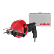 Roller Mini-Ortem S Set - Elektro-Rohrreinigungsgerät für Durchmesser 20–50 (75) mm