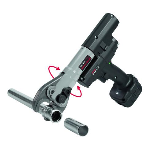 Roller Multi-Press Mini ACC V 15-18-22 - Hybrid-Radialpresse Ø 10- 40 mm