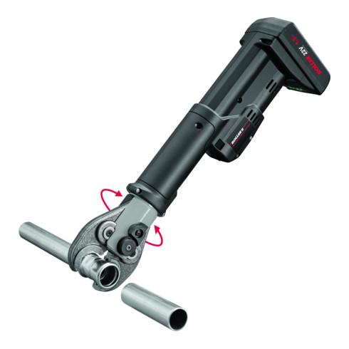 Roller Multi-Press Mini S 22V ACC Basic-Pack - Hybrid-Radialpresse Ø 10-40 mm