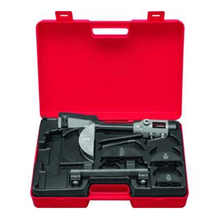 ROLLER Ölhydraulischer Hand-Rohrbieger-Set Hydro-Polo Ø 10-32 mm