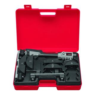 ROLLER Ölhydraulischer Hand-Rohrbieger-Set Hydro-Polo Ø  16-18-20-25/26-32 mm