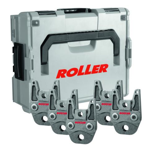 Roller Presszangen Set V 15-18-22-28-35