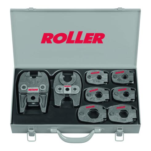 Roller Stahlblechkasten Pressringe 45°