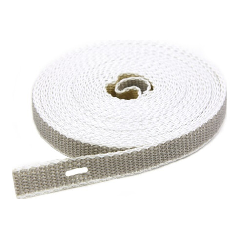 Rollladen-Gurtband Rl. beige Gurt-B. 22mm f.Gurt-L. 50 m Gurt-St. 1,7mm