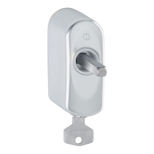 Ros.AUS950S 100NM Alu.F1/naturf.32mm SecuSelect®/Secu100®/Secustik® abschl.HOPPE