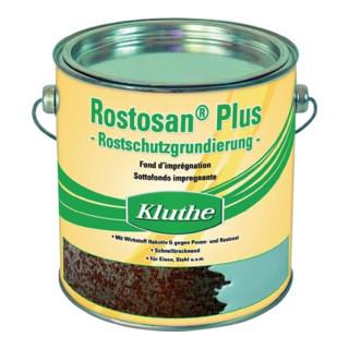 Rostprimer Rostosan® Plus grau 750 ml Dose KLUTHE
