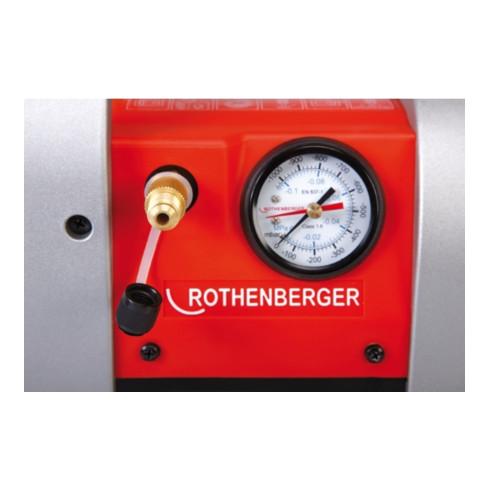 Rothenberger 2-stufige Vakuumpumpe ROAIRVAC 3.0