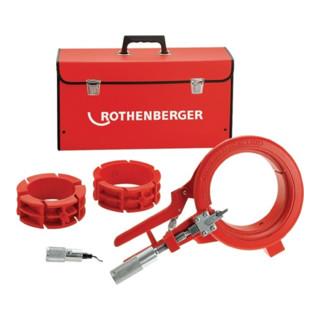 Rothenberger Abstech /Anfaswerkzeug, Arbeitsbereich 50/75/110 HM, Schneidstahl 7,5 mm