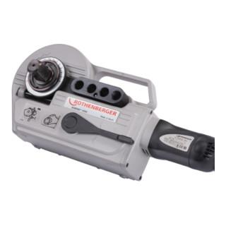 Rothenberger Elektro-Biegegerät Set ROBEND® 4000 15-18-22-28-35 mm