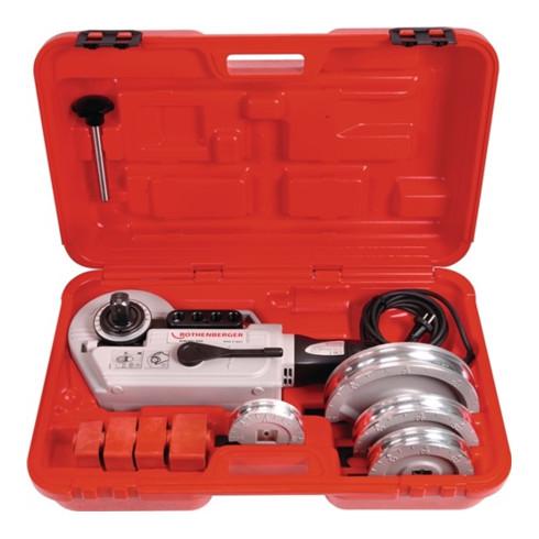 Rothenberger Elektro-Biegegerät Set ROBEND® 4000 15-18-22 mm