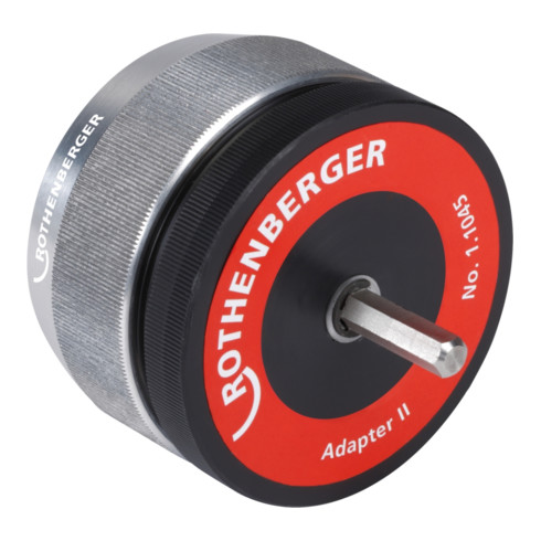 Rothenberger Entgrateradapter II für Innen- und Außenentgrater 4000781062
