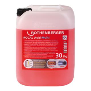 Rothenberger Entkalkungschemie ROCAL Acid Multi, 30 kg