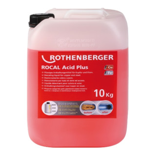 Rothenberger Entkalkungschemie ROCAL Acid Plus, 10 kg
