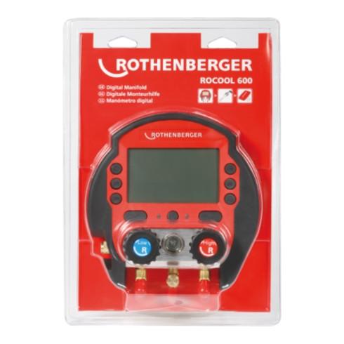 Rothenberger Kältekreislaufkontrolle ROCOOL 600 Set Blister