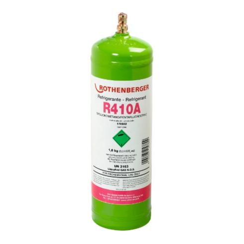 Rothenberger Kältemittel R410A, 2l, 40bar-Stahlflasche