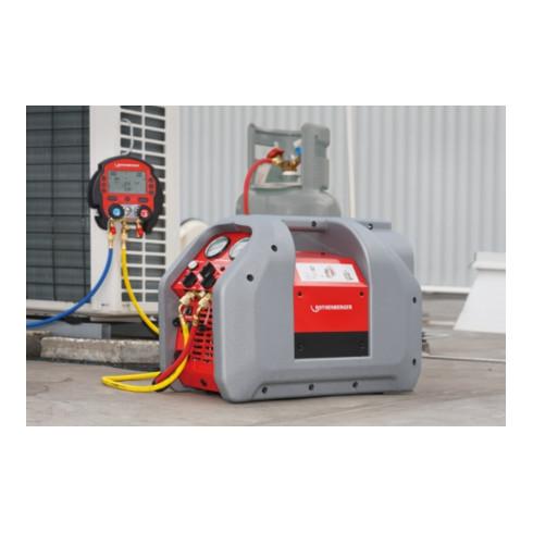 Rothenberger Kältemittelabsauggerät ROREC Pro, 230V, 730W, 38,5bar