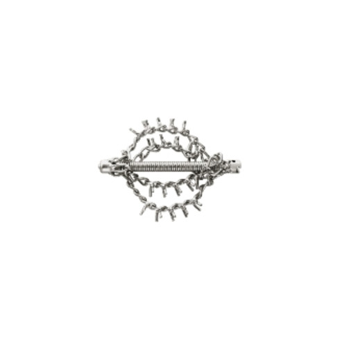 Rothenberger Kettenschleuderkopf L.170mm ohne Ring, m. 4 Ketten