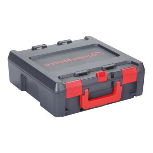 Rothenberger Koffersystem ROCASE 4414 Anthrazit mit Einlage für RO ID400 und RO DD60