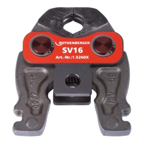 Rothenberger Pressbacke Compact, SV16 SV