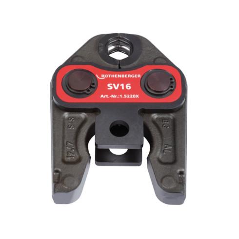 Rothenberger Pressbacke Standard SV16