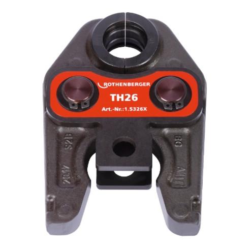 Rothenberger Pressbacke Standard, TH26