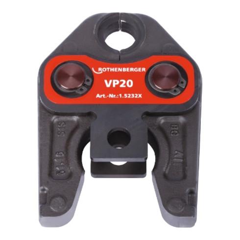 Rothenberger Pressbacke Standard VP20