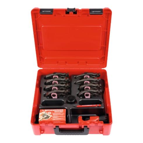 "Rothenberger Pressbacken Set Compact MaxiPro 1/4""-1.1/8"""