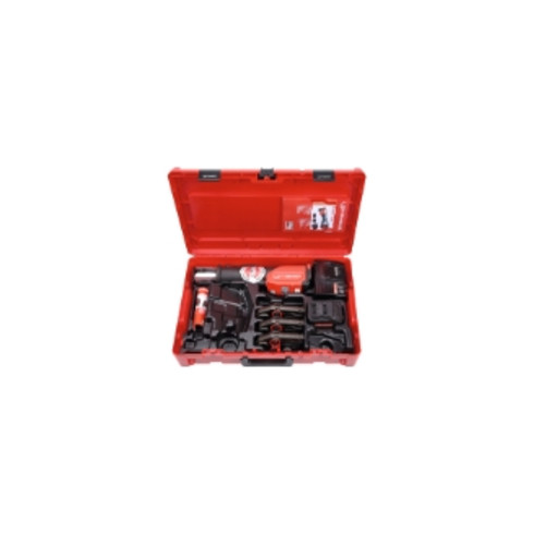Rothenberger Pressmaschine ROMAX 4000 Pressbacken-Set TH 16-20-26 mm, 1x4 Ah, EU
