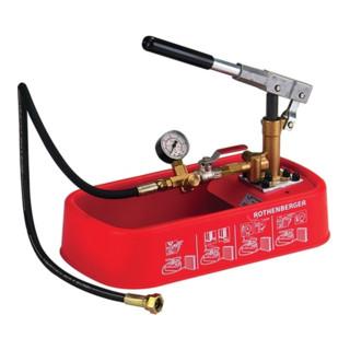 Tecsis Standardmanometer NG 40/50/63, rückseitig zentrisch