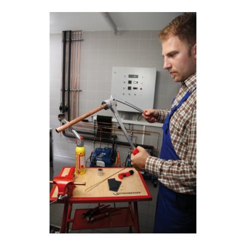 Rothenberger Rocam Expander Power Torque Set 12-15-18-22 mm Expanderzange u.KöpfeRothenberger
