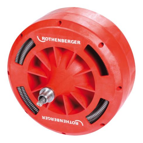 Rothenberger Rohrreinigungszubehör RODRUM M& L Zubehörtrommel mit 16 mm Spirale 15 m
