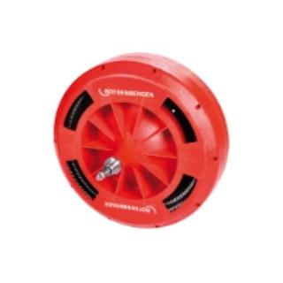 Rothenberger Rohrreinigungszubehör RODRUM M& L Zubehörtrommel mit 20 mm Spirale 250 mm