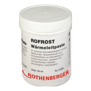 Rothenberger Wärmeleitpaste 150 ml Dose Rothenberger