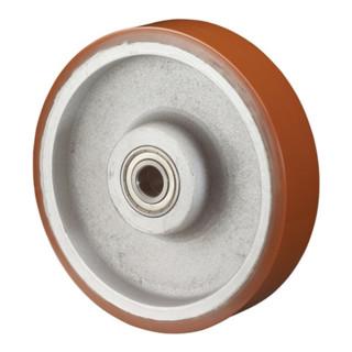 roue de rechange D.roue 200 mm cap.charge 800 kg aluminium/fonte D. axe 20 mm L.