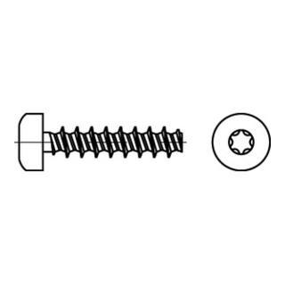 RST+ mit Liko & ISR 2,5 x 8 -T8 Stahl geh., gal Zn gal Zn S